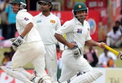 پاکستان اور سری لنکا کے درمیان کولمبوٹیسٹ ڈرا ہوگیا