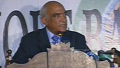 پارلیمنٹ وہی قانو ن بنا سکتی ہے جو سپریم کورٹ کے اختیارات کو وسعت دے : خلیل الرحمان رمدے
