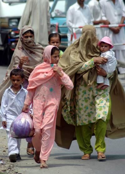 لکی مروت کے بازاروں میں خواتین کاداخلہ بند