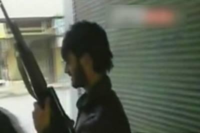 شام میں باغیوں کا حملہ ، 40پولیس اہلکار ہلاک