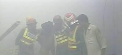 ملتان میں دھماکہ ، چھ افراد جاں بحق ،ایس ایچ او معطل ، آتش بازی کے سامان کیخلاف کریک ڈاﺅن کا حکم