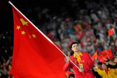 لندن اولمپکس:امریکہ پہلی پوزیشن پرچین پیچھے رہ گیا