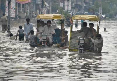 آسمان نے ترستی زمین پانی پانی کردی،شہری حکومت کے دعوے ڈوب گئے،دوبچے جاں بحق ،متعددزخمی