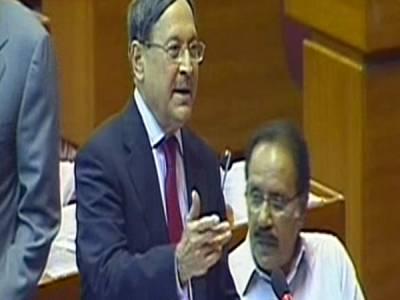 اسمبلی کی مدت بڑھانے اور اسی پارلیمنٹ سے صدارتی الیکشن کی کوئی تجویز نہیں:وزیرقانون