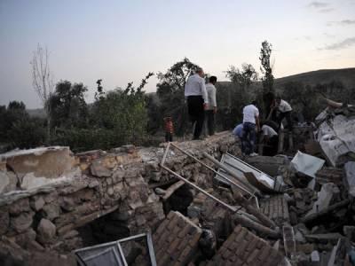 ایرانی زلزلہ متاثرین کی امداد کیلئے امریکہ کی پیشکش