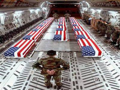 افغان پولیس اہلکار نے دو امریکی مار دیئے