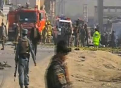 افغان صوبہ ہرات کے بازار میں بم دھماکہ ،چارافراد جاں بحق