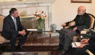 امریکی وزیردفاع کا کرزئی کوفون ، افغانستان میں فورسز پر حملوں سے نمٹنے کے لیے تبادلہ خیال