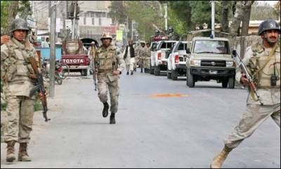 کوئٹہ میں سریاب روڈ پر بم دھماکہ اور فائرنگ سے 3 افراد جاں بحق
