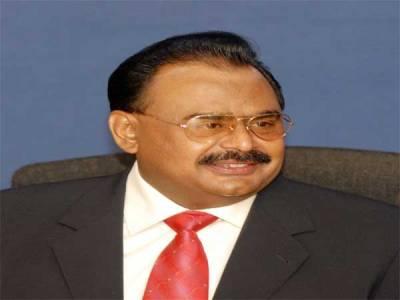 کراچی میں شیعہ برادری کا قتل قائداعظم محمدعلی جناحؒ کے قتل کے مترادف ہے : الطاف حسین
