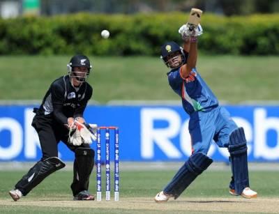 انڈر 19کرکٹ ورلڈ کپ : بھارت نیوزی لینڈ کوہرا کرفائنل میں پہنچ گیا