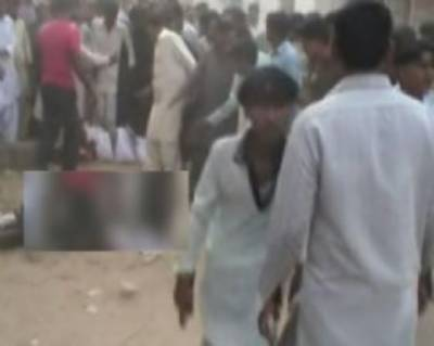 ٹنڈو آدم واقعہ کی ابتدائی رپورٹ حکومت سندھ کو پیش