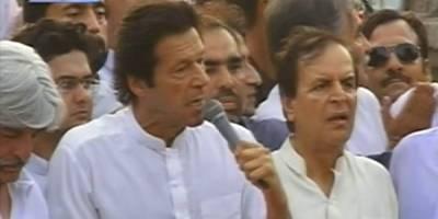 سندھ تقسیم نہیں ہونے دیں گے:عمران خان