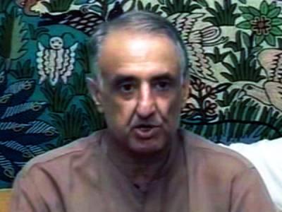 جی ایچ کیو بلوچستان پالیسی پر نظر ثانی کرے:طلال بگٹی