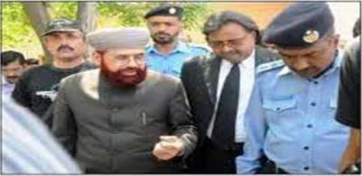 ملتا ن کے وکلاء میں حامد سعید کاظی کے خطاب پر پھڈا
