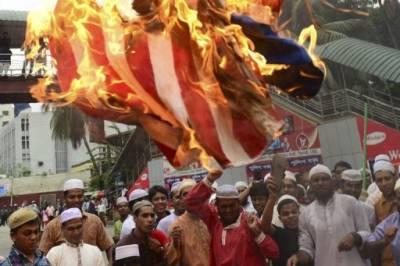 گستاخ فلم نے لیبیا، مصر اور سوڈان میں امریکہ اور کینڈا کے سفارتخانے بند کرادیے