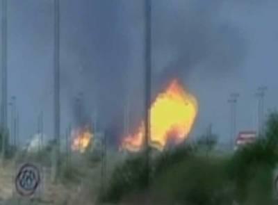 میکسیکو کی فیکٹری میں آتشزدگی سے 26افراد جاں بحق