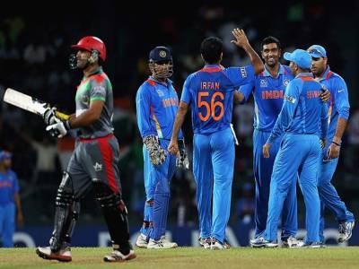 ٹی 20 ورلڈ کپ: بھارت نے افغانستان کو 23 رنز سے ہرا دیا