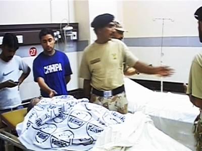 کراچی :اہلسنت والجماعت کے کارکن چار بھائیوں سمیت نو افراد قتل
