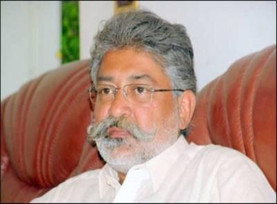 مسلم لیگ فنگشنل نے استعفے دئیے ہیں مذاق نہیں کیا : پیر پگارا