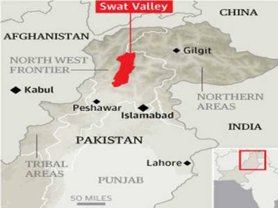 سوات میں دھماکے اور آتشزدگی سے ایک شخص جاں بحق،خاتون سمیت چار پولیس اہلکارزخمی
