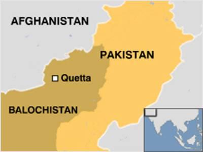 کوئٹہ :شہباز ٹاﺅن میں دھماکہ ،سیکیورٹی اہلکاروں سمیت پانچ افراد جاں بحق