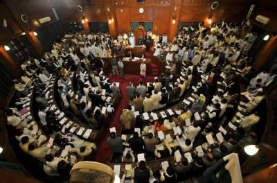 دوہری شہریت کا حلف نہ دینے والے سندھ کے چار وزراءسمیت چھ ارکان نے استعفیٰ دیدیا ، مشیر بنائے جانے کا امکاں