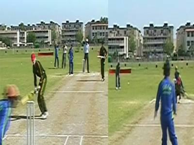 انگلینڈ کو شکست ، پاکستان ٹی 20بلائنڈکرکٹ ورلڈکپ کے فائنل میں پہنچ گیا