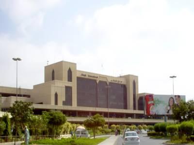 کراچی سمیت پاکستان کے سات ایئرپورٹ کی سیکیورٹی سخت