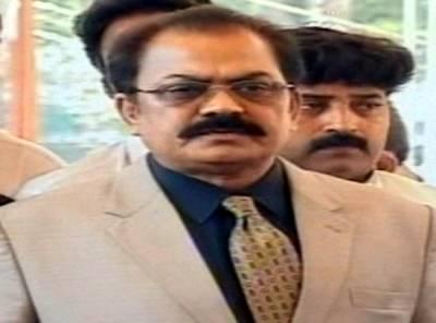 پنجاب میں پولیو ٹیموں کی سیکیورٹی سخت،توقیر صادق اسلام آبادمیں ہے: راناثناءاللہ