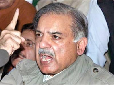 فوجی سپہ سالار غیر آئینی اقدام کی حمایت نہیں کرے گا :شہباز شریف