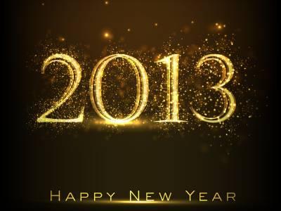 دنیا کا کل غروب ،نیا عیسوی سال 2013ءمبارک