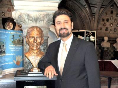 برطانیہ میں پاکستان اور پاکستانیوں کا محافظ ہوں :لارڈ مئر مانچسٹر