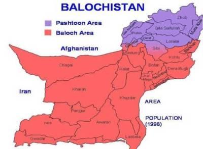 بلوچستان میں امن و امان کی ذمہ داری فوج کے سپرد کرنے کافیصلہ