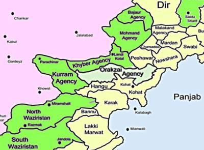 وزیرستان میں سیکیورٹی فورسز پر بم حملہ ، 14اہلکار شہید