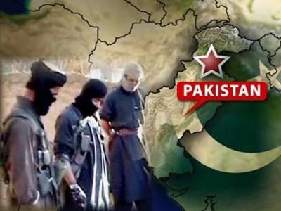 طالبان کی طرف سے شمالی وزیرستان میں حکومت کیساتھ کیے گئے معاہدے کے پمفلٹ تقسیم