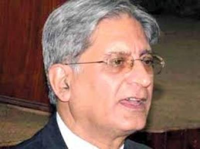 طاہرالقادری درخواست دائر کرنے کے مجاز تھے :اعتزاز