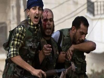 شام میں فورسز کے میزائل حملے میں 20افراد جاں بحق