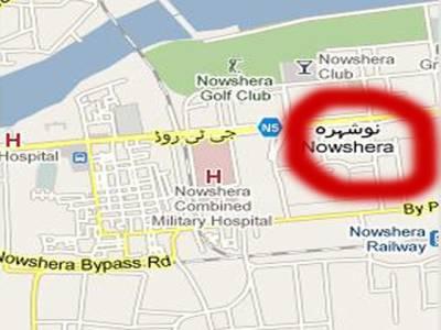 نوشہرہ میں موٹر وے پرپولیس موبائل پر حملہ ، ایک اہلکار شہید ، جوابی کارروائی میں دونوں حملہ آورہلاک ، شناخت ہوگئی