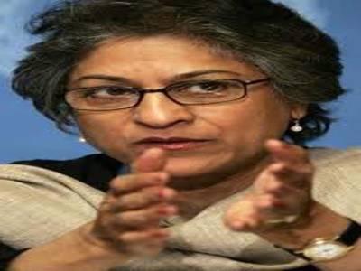 نگران حکومت میں ریٹائرڈ ججوں کو نہ لیا جائے تو بہتر ہے:عاصمہ جہانگیر