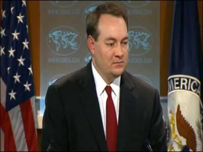 پاکستان ایران کے ساتھ گیس منصوبے سے باز رہے: امریکہ