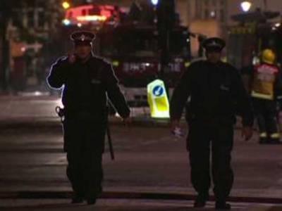بیس پاکستانیوں سمیت لندن میں اڑ ھائی سو افراد گرفتار