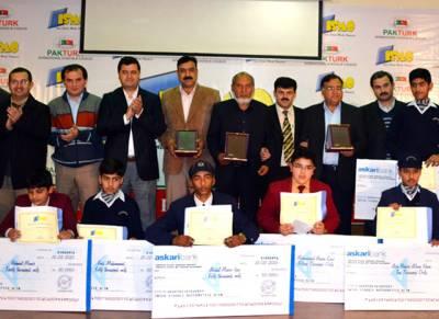 پاک، ترک سکولوں میں ریاضی کا مقابلہ