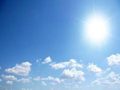 رُت بدل گئی، سورج کی چمک نے ٹھنڈکا گھمنڈ توڑ دیا