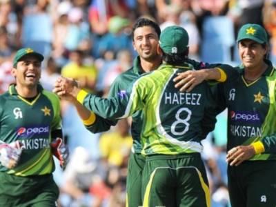 پاکستان نے جنوبی افریقہ کو ٹی 20 سیریز میں شکست دیدی