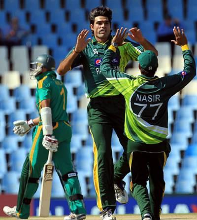 پاک، افریقہ ون ڈے سیریز: پاکستان نے دوسرے میچ میں جنوبی افریقہ کو6 وکٹوں سے شکست دے دی، سیریز 1-1 سے برابر