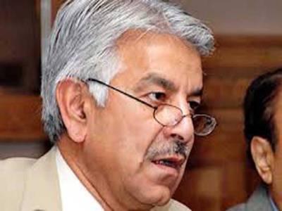 آخری روز ملک کو لوٹا جا رہا ہے ،الیکشن کمشن اور عدالت سے رجو ع کریں گے: خواجہ آصف