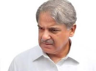 وزیر اعظم سے پنجاب اسمبلی 19مارچ کو تحلیل کرنے پر اتفاق نہیں ہوا:شہباز شریف