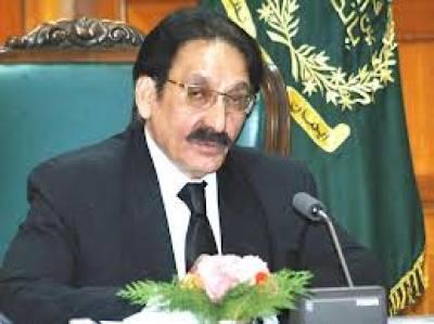 افتخار محمد چوہدری کی سربراہی میں جو ڈیشل کمیشن کا اجلاس