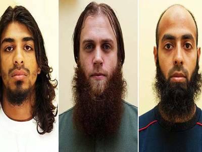 پاکستان میں دہشت گردی کی تربیت کے الزام میں تین برطانوی مسلمانوں پر فرد جرم لگ گئی